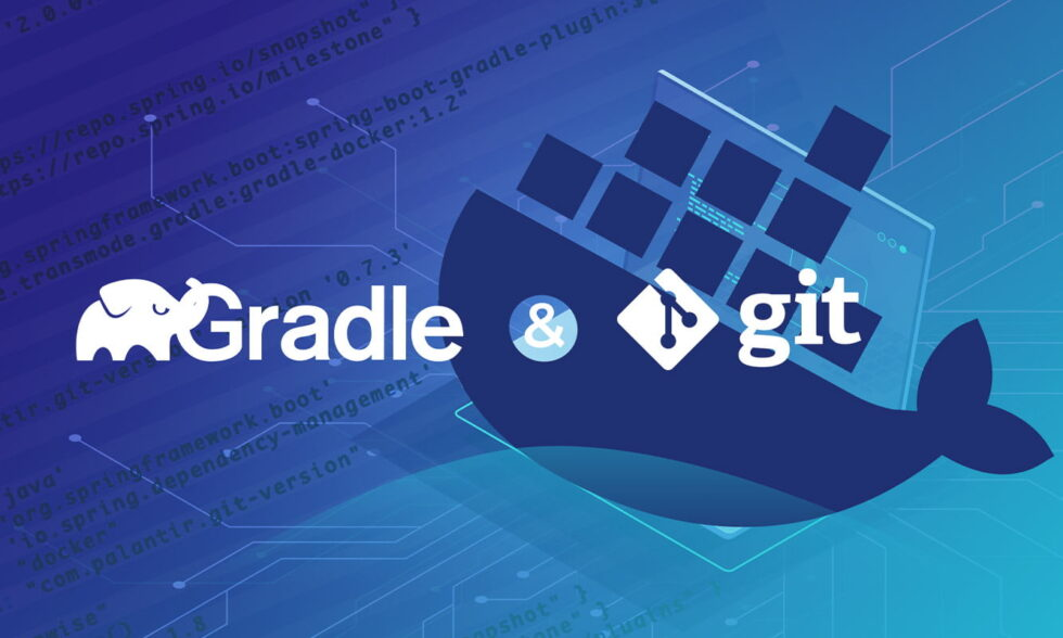 blog post cover docker images with gradle and git