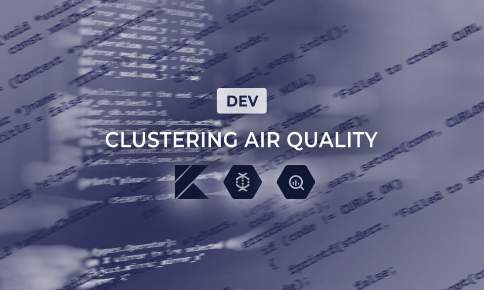 blog post cover clustering air quality
