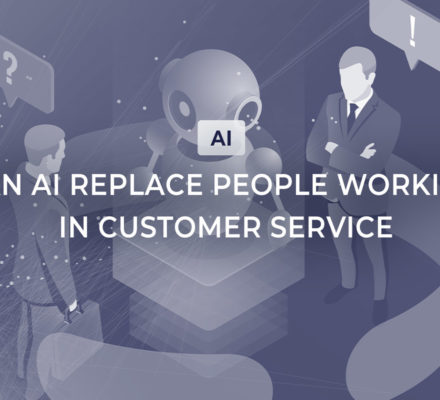 Can AI replace people working in customer service-www
