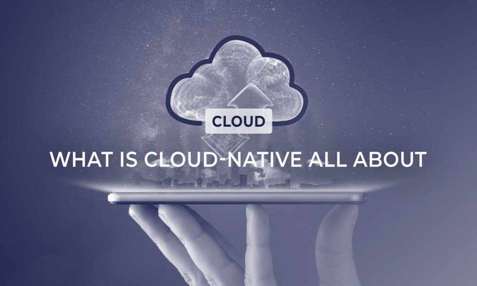blog post cover what is cloud native