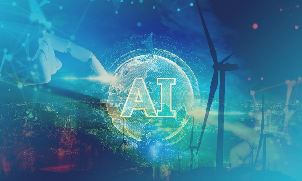 blog post cover artificial intelligence in power industry