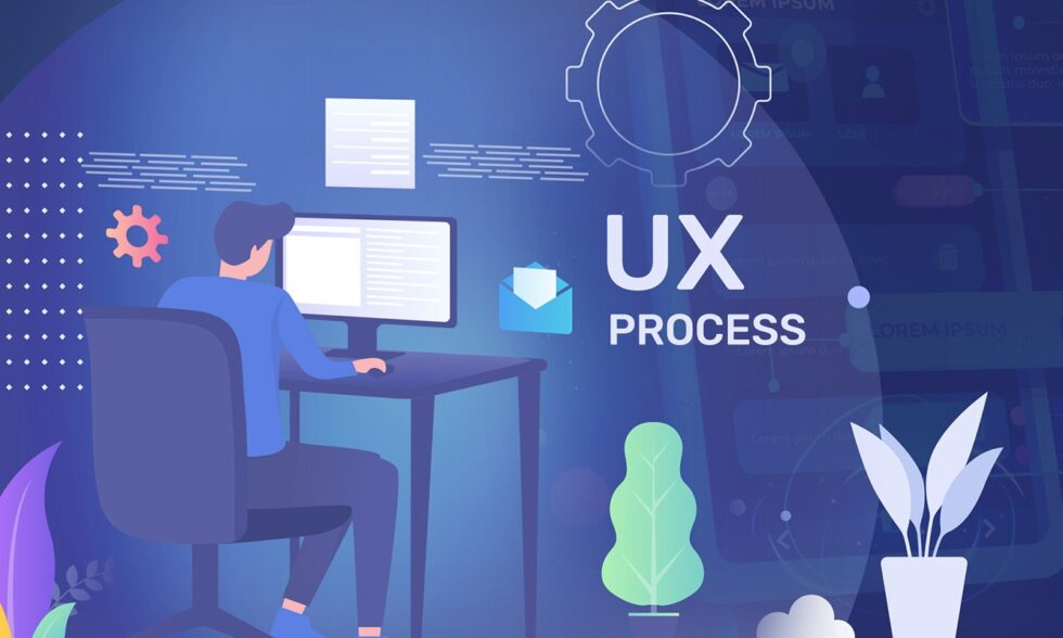 blog cover picture - UX process