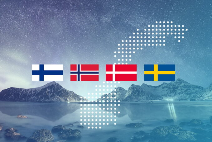 Why are customers from the Nordic countries one of the best in the world?