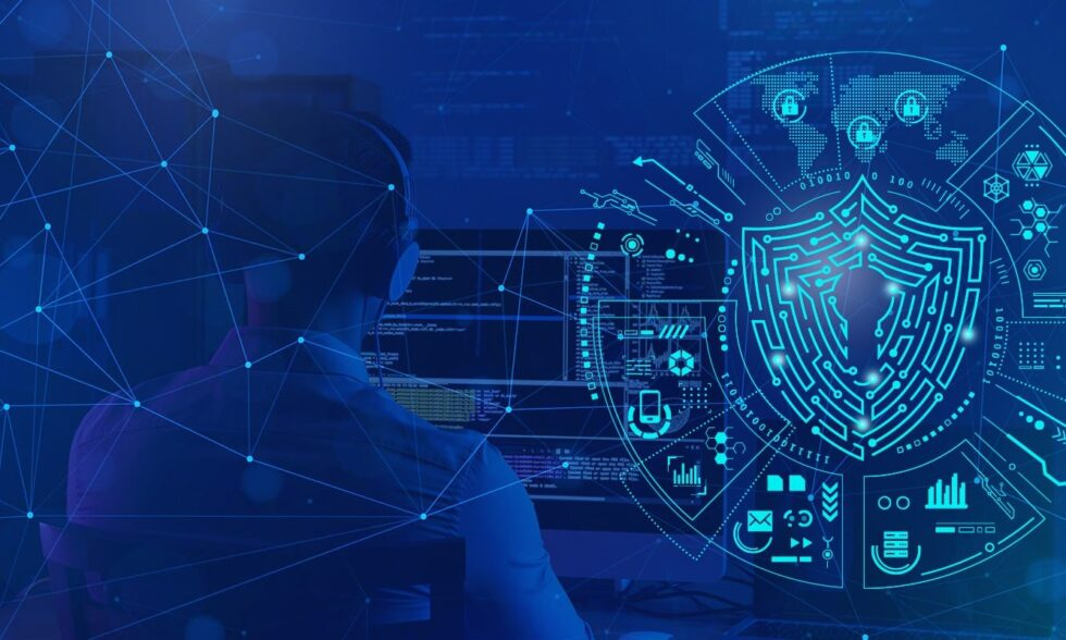 blog post cover - Software development cyber security