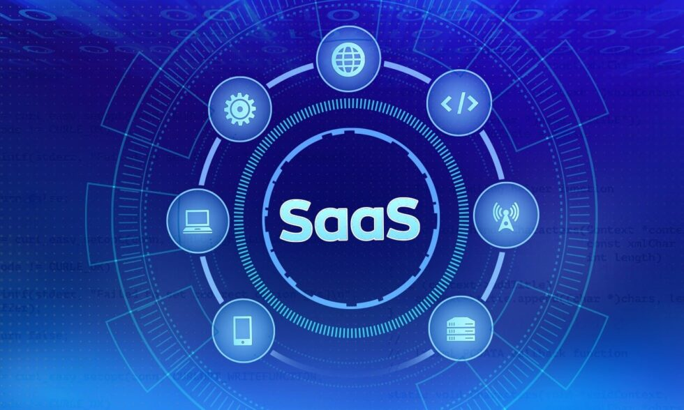blog post cover: Cloud native Software-as-a-Service (SaaS)
